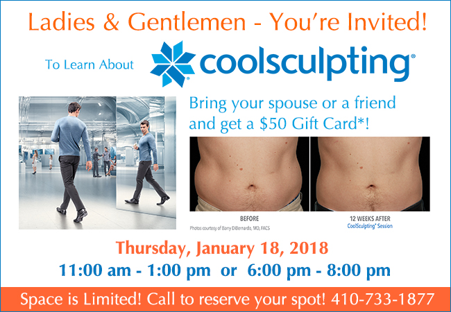 It's a CoolSculpting Event!